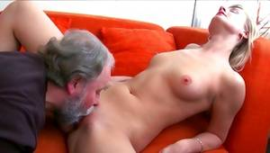 Excellent light-haired is gonna have the most excellent sex in her life with her old teacher