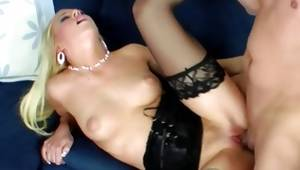 Spicy young date is sucking a big rod