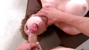 Bitchy lady got cruelly pussy and face smashed