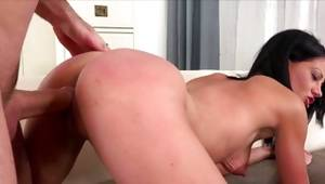 Dirty prostitute is nasty swallowing a knob