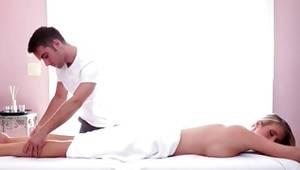 Fine slut is massaged by disgracing gentleman